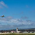 Santa Barbara Takeoff by John Daly
