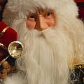 Santa Claus - Antique Ornament - 17 by Jill Reger