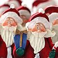 Santa Claus' Army  by Sophie Vigneault