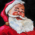 Santa Claus by Carole Foret