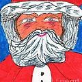 Santa Claus by Elinor Helen Rakowski