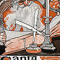 Santa Claus by English School
