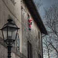 Santa Claus by Leonardo Marangi