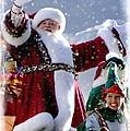 Santa Claus by Lilliana Mendez