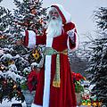 Santa Claus by Thomas Woolworth