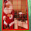 Santa Clause by Rae Tucker