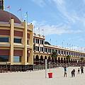 Santa Cruz Beach Boardwalk California 5d23749 by Wingsdomain Art and Photography