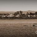 Santa Cruz Boardwalk Sepia 2 by Garnett  Jaeger