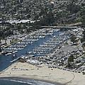 Santa Cruz Harbor by Neal Martin