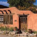 Santa Fe Adobe by John Johnson