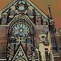 Santa Fe Cathedral by David Hansen