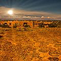 Santa Fe Landscape by John Johnson