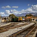 Santa Fe Rail Road by John Johnson