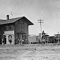 Santa Fe Railway, 1883 by Granger
