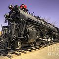 Santa Fe Steam by Rob Hawkins