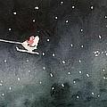 Santa Is Coming by Yoshiko Mishina