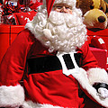 Santa Is Ready by Ann Horn