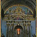 Santa Maria Church In Assisi Italy by John Malone
