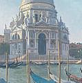 Santa Maria Della Salute by Julian Barrow