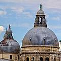 Santa Maria Della Salute by Mariola Bitner