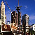 Santa Maria Replica Photo by Ohio Stock Photography