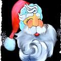 Santa by Maria Urso