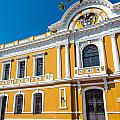 Santa Marta City Hall by Jess Kraft
