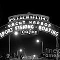 Santa Monica Pier 1 by David Doucot