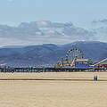 Santa Monica Pier by Belinda Greb