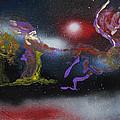 Santa Magic by Mike Cicirelli