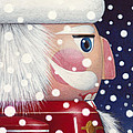 Santa Nutcracker by Lynn Bywaters