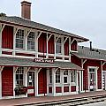 Santa Paula Station by Michael Gordon