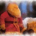 Santa Photo Art 07 by Thomas Woolworth