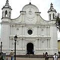 Santa Rosa Cathedral by Lew Davis