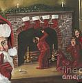 Santa Surprise by Kimberly Daniel