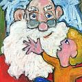 Santa  by Todd  Peterson