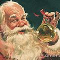 Santa Claus by Dennis Lyall