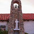 Santa Ysabel Mission St Francis Chapel Bell Tower by Scott Campbell