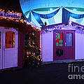 Santa's Grotto In The Winter Gardens Bournemouth by Terri Waters