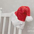 Santa's Hat by Karin Pinkham