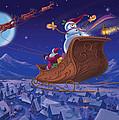 Santa's Helper by Michael Humphries