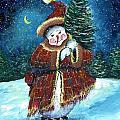 Santas Helper by Steven Schultz