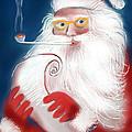 Santa's List by Jean Pacheco Ravinski