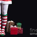 Santas Little Helper by Edward Fielding