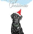 Santa's Little Helper by Mal Bray