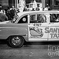 Santa's Taxi by William Stetz
