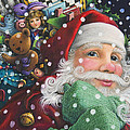 Santa's Toys by Lynn Bywaters