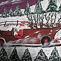 Santa's Truckload by Jeffrey Koss