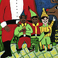Santa's Workshop by The Robert Blount Collection