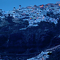 Santorini Greece by Brian Jannsen